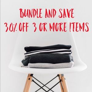 Thanks For Shopping My Threads~Bundle & Save 30%